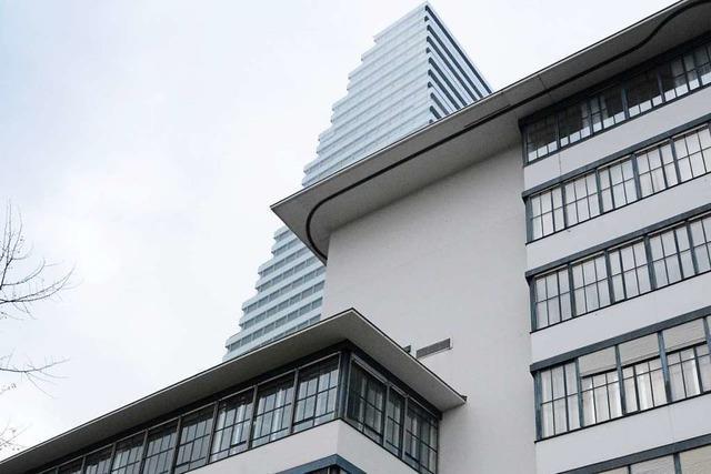 Gegen den dritten Roche-Turm regt sich in Basel Widerstand