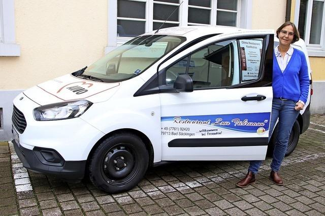 AWO in Bad Säckingen freut sich über ein neues Auto
