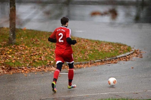 Winterpause im Fußball: Was sagen die Verantwortlichen der Schwarzwälder Vereine?