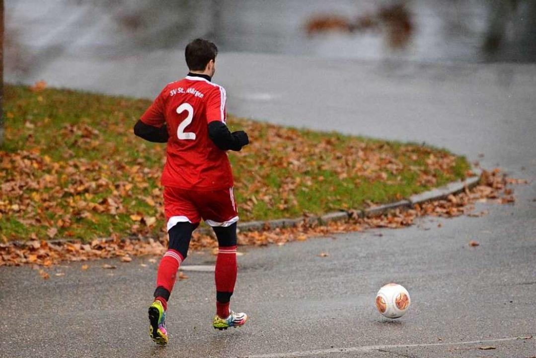 Ausgespielt: Von sofort an ist im Fußb...ga bis in die Kreisliga C Winterpause.  | Foto: Patrick Seeger