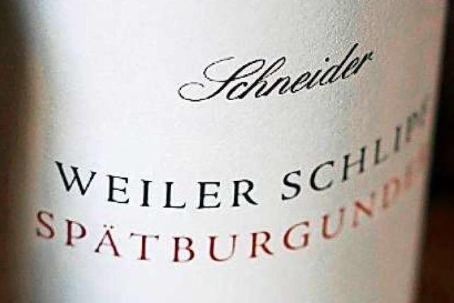 Gault & Millau und Vinum loben die Schneider-Weine aus Weil am Rhein
