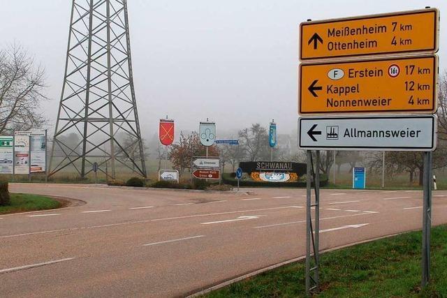Herrenknecht-Umfahrung in Allmannsweier wird zur Landesstraße hochgestuft