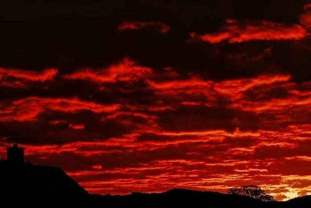In Ebnet geht die Sonne auf