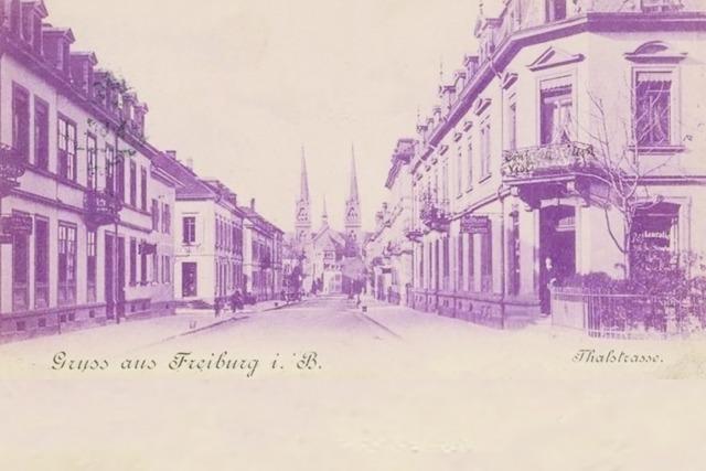 Orte in Freiburg und ihre Geschichte