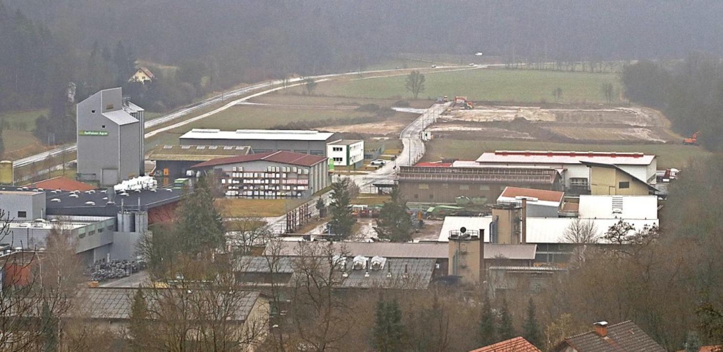 Die Stadtverwaltung Stühlingen befinde...begebiet SulzfeldII ansiedeln möchten.    Foto: suedkurier