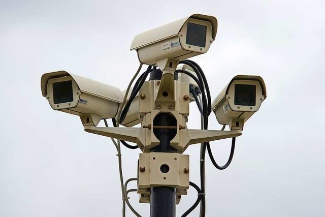 Stadt investiert in fünf Kameras für den Schlosspark