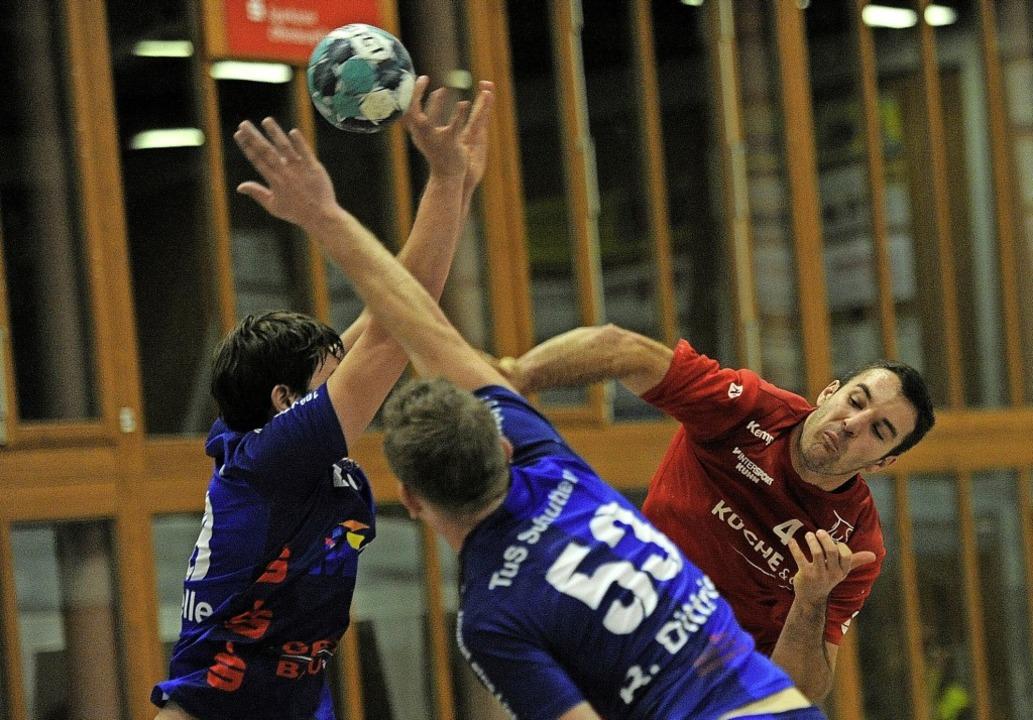 Wann wieder Handball gespielt wird, ist offen.   | Foto: Bettina Schaller