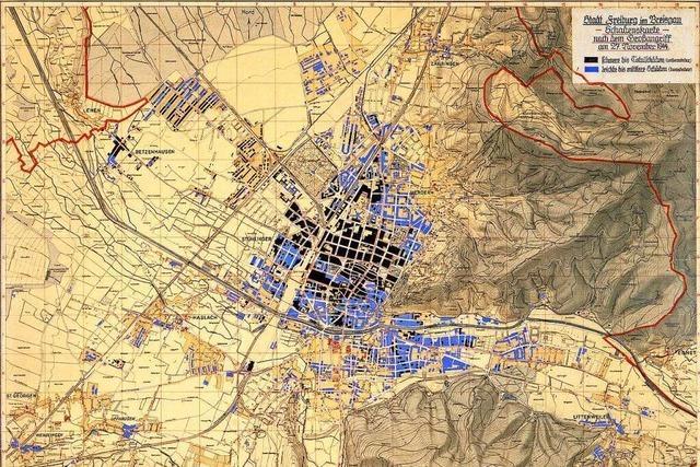 Der Bombenangriff auf Freiburg bleibt ein einschneidendes Datum