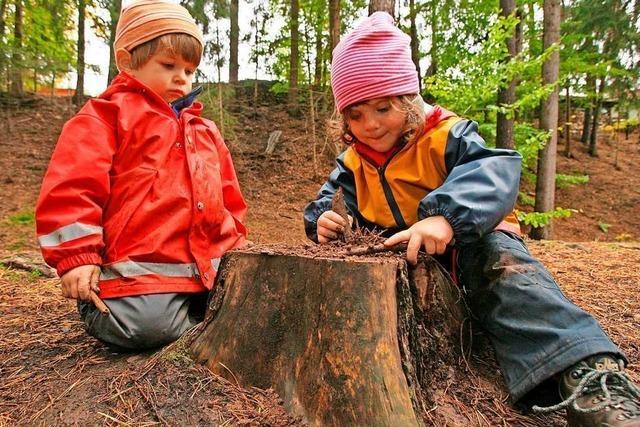 Stadt übernimmt Trägerschaft für Naturkindergärten in Breisacher Ortsteilen