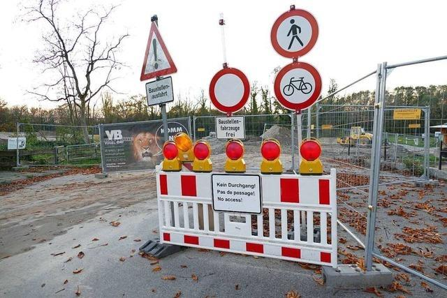 Neubau der Mülhauser Straße in Neuenburg soll am 23. November beginnen