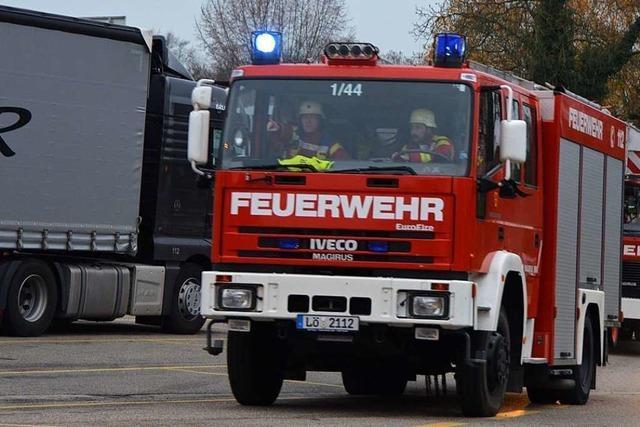 Chlor-Wasserstoff bei Evonik in Rheinfelden ausgetreten – Fünf Verletzte