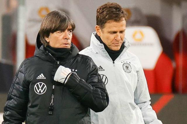Deutschland gegen Tschechien: Bundestrainer Joachim Löw spürt starke Energie
