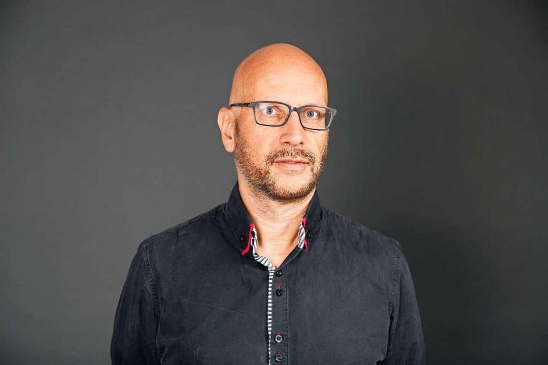 BZ-Redakteur Karl Heidegger  | Foto: Carlotta Huber
