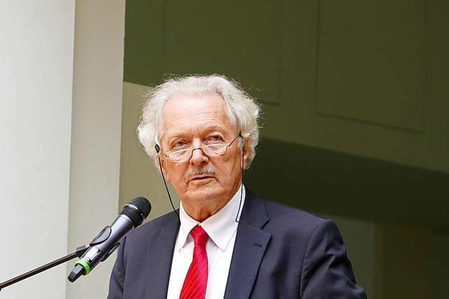 Forscher mit Zivilcourage: Zum 80. Geburtstag von Wolfram Wette