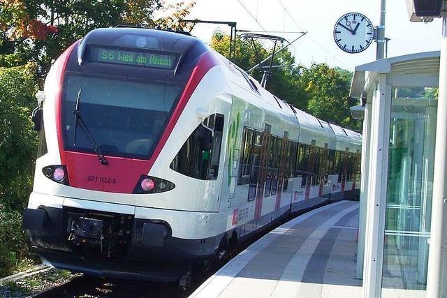 Schopfheimer Gemeinderat beschließt Beteiligung am Ausbau der S-Bahn