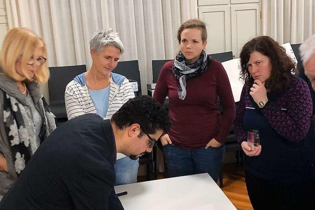 Die Wertediskussion in Rheinfelden geht weiter