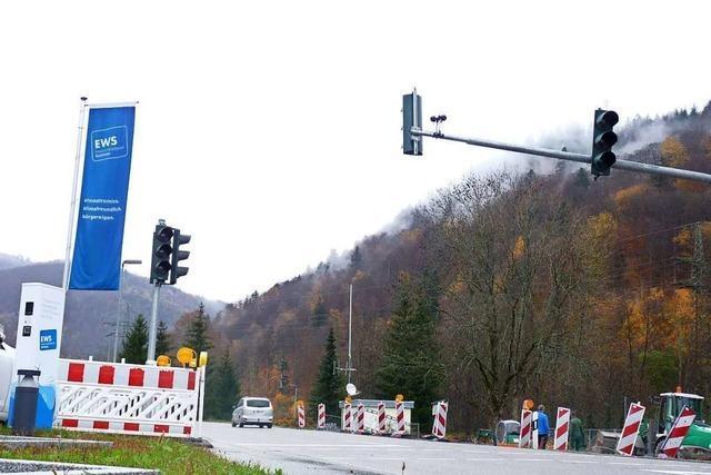 Die neue Ampel in Schönau weckt Begehrlichkeiten