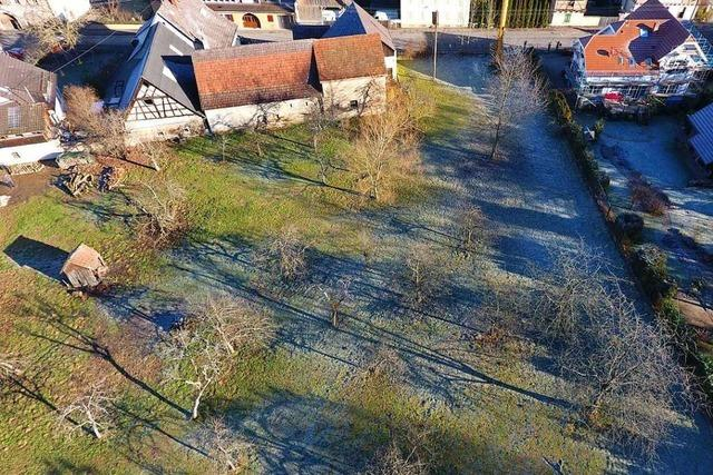 Der Bebauungsplan für Käpellematten in Sulzburg steht fest