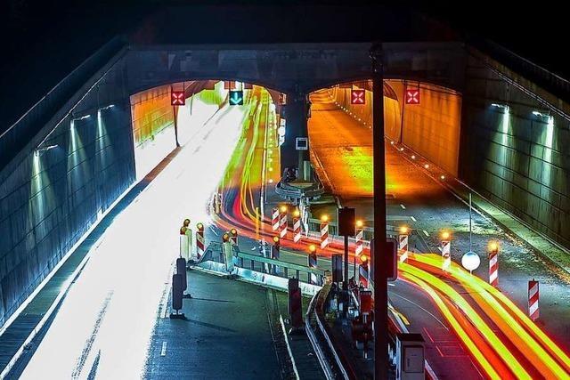 Der Schweizer Bundesrat genehmigt den Rheintunnel Basel