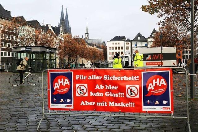 Köln startet still und ohne Alkohol in die fünfte Jahreszeit