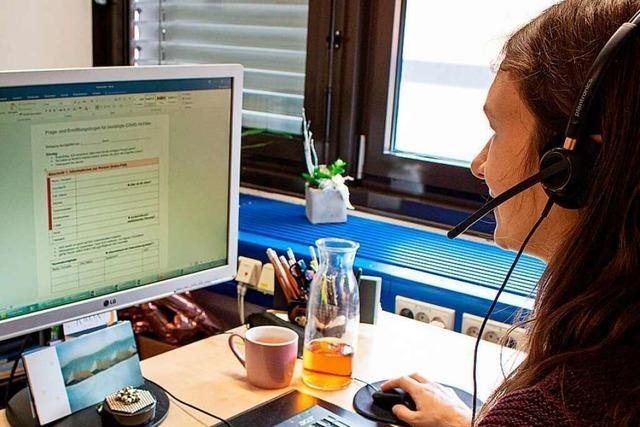 Lörracher Landratsamt stockt Personal im Gesundheitsamt massiv auf