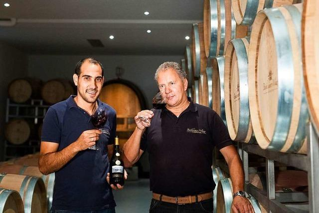 Gebietsweinprämierung 2020 - Ehrenpreis für die Burkheimer Winzer e.G.