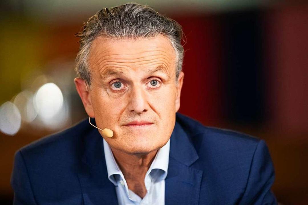 Frank Nopper (CDU) hat jetzt gute Chan...rbürgermeister von Stuttgart zu werden    Foto: Tom Weller (dpa)