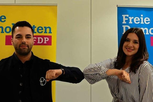 Regina Sittler will für die FDP in den Landtag
