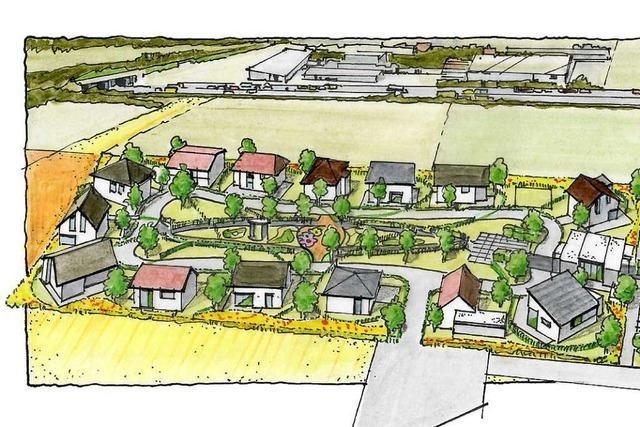 In Kappel-Grafenhausen entsteht bis Herbst 2021 ein Musterhauspark