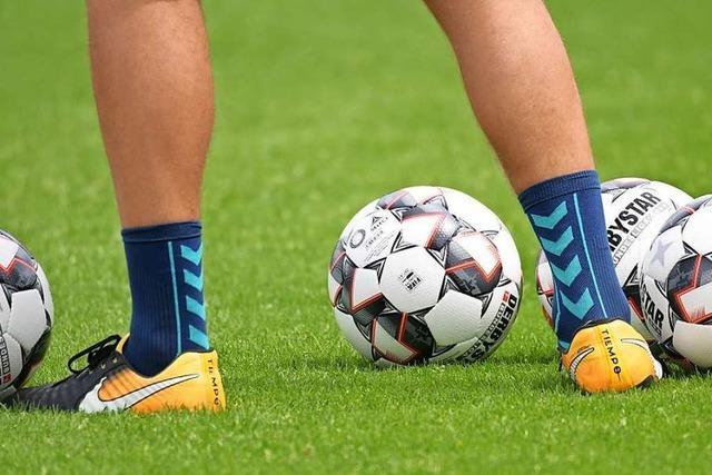 Beim SC Freiburg trainieren auch A- und B-Junioren wieder