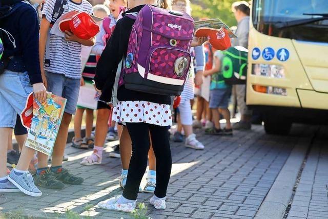 Schulbus in Lenzkirch verpasst – Fehler im Fahrplan ist schuld