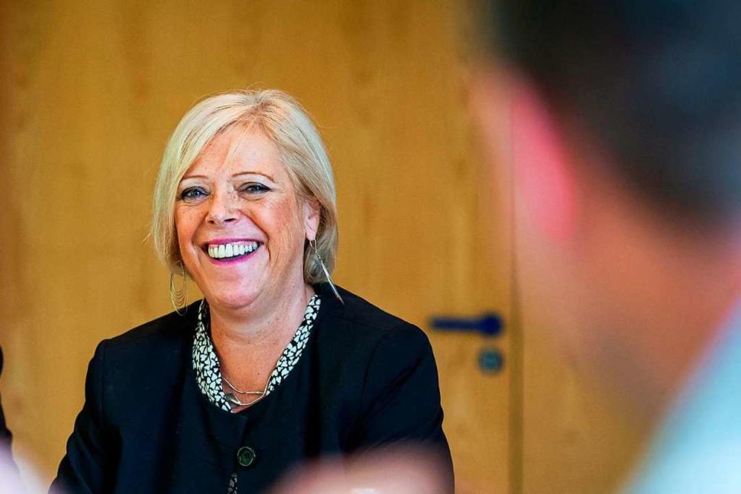 Sabine Wölfle strebt ihre dritte Legis...nete für den Wahlkreis Emmendingen an.    Foto: privat