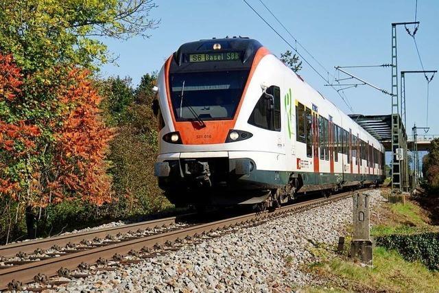 S-Bahn-Ausbau im Kreis Lörrach wird deutlich teurer