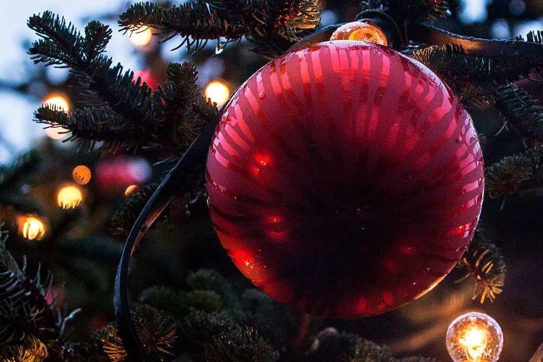 Die Weihnachtsferien sollen coronabedi...m Jahr schon am 18. Dezember beginnen.  | Foto: Patrik Müller
