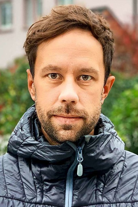 Daniel Eisl ist Sportlehrer in einer S...chen Sportlehrerverbands für Südbaden.  | Foto: privat