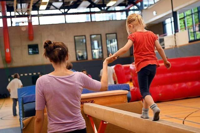 Einschränkungen für den Kinder- und Jugendsport sollten gelockert werden