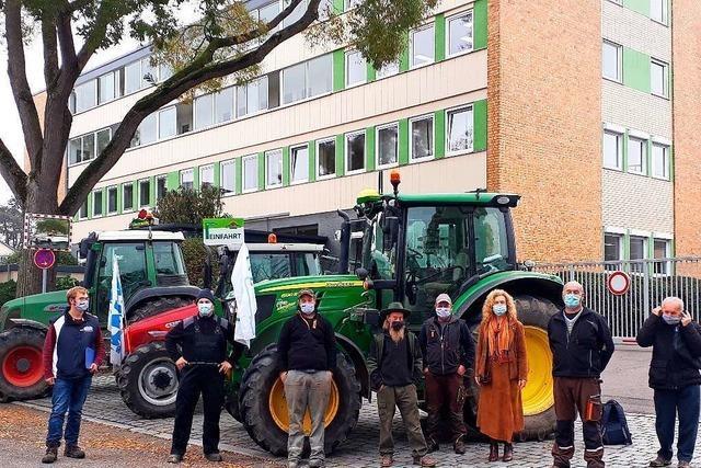Milchbauern wollen mehr Geld von der Molkerei Schwarzwaldmilch