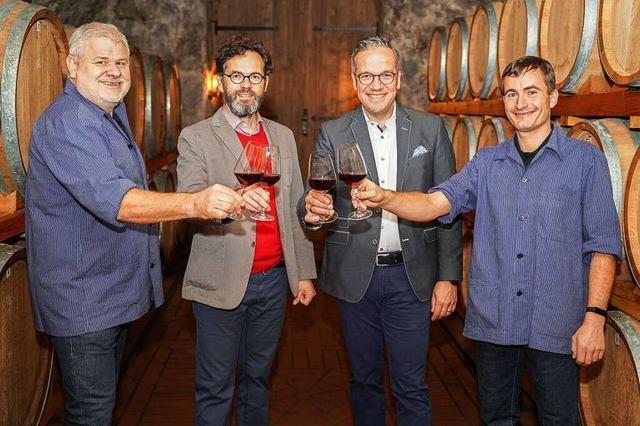 Gebietsweinprämierung 2020 - Ehrenpreis für die Oberkircher Winzer e.G.