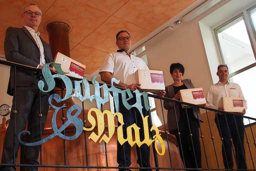 Sie stehen Pate für die kulinarische G...smärkte im Dreisamtal und in Freiburg.  | Foto: Markus Donner