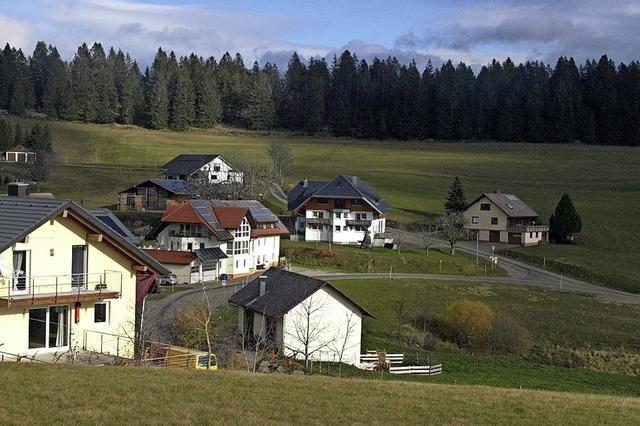 Dachsberg will Bauvorhaben in Ortsteilen ermöglichen