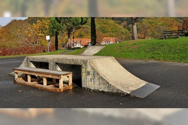 Skateplatz soll umgebaut werden