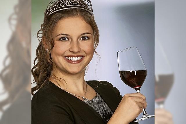 Heimspiel für die Badische Weinkönigin