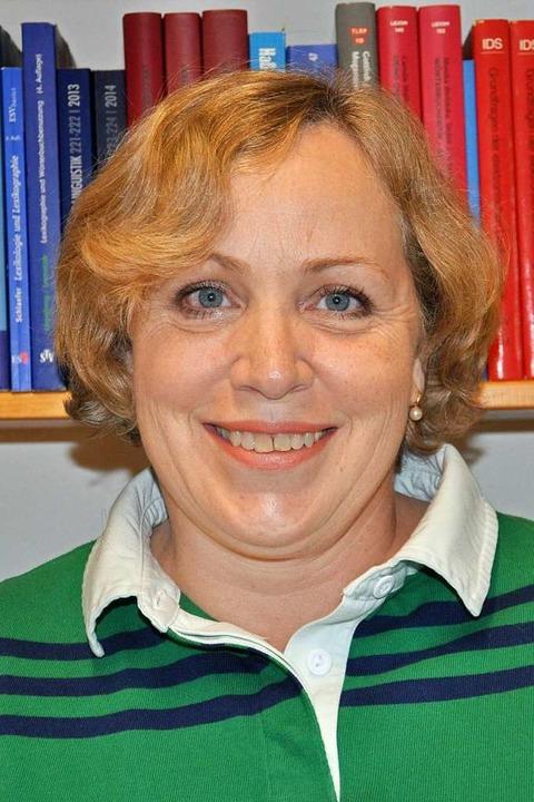 Annette Klosa-Kückelhaus  | Foto: Trabold