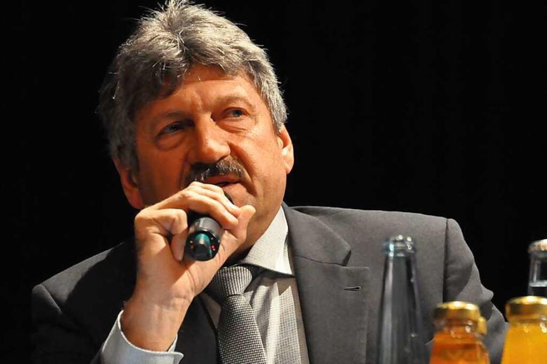 Kandidat Roland Matzker  | Foto: Nicolai Kapitz
