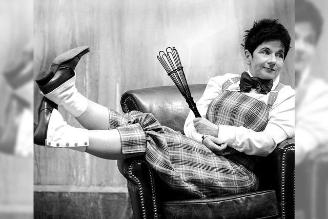 Die Schauspielerin Bea von Malchus bringt ein Kochbuch gegen den Corona-Frust heraus