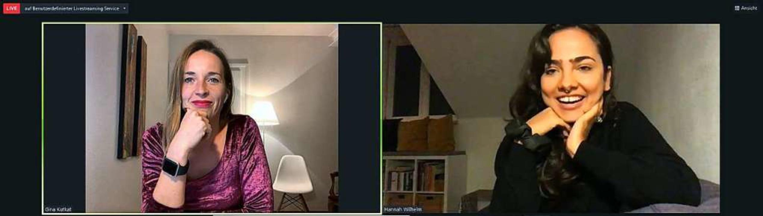 Gina Kutkat  | Foto: Screenshot