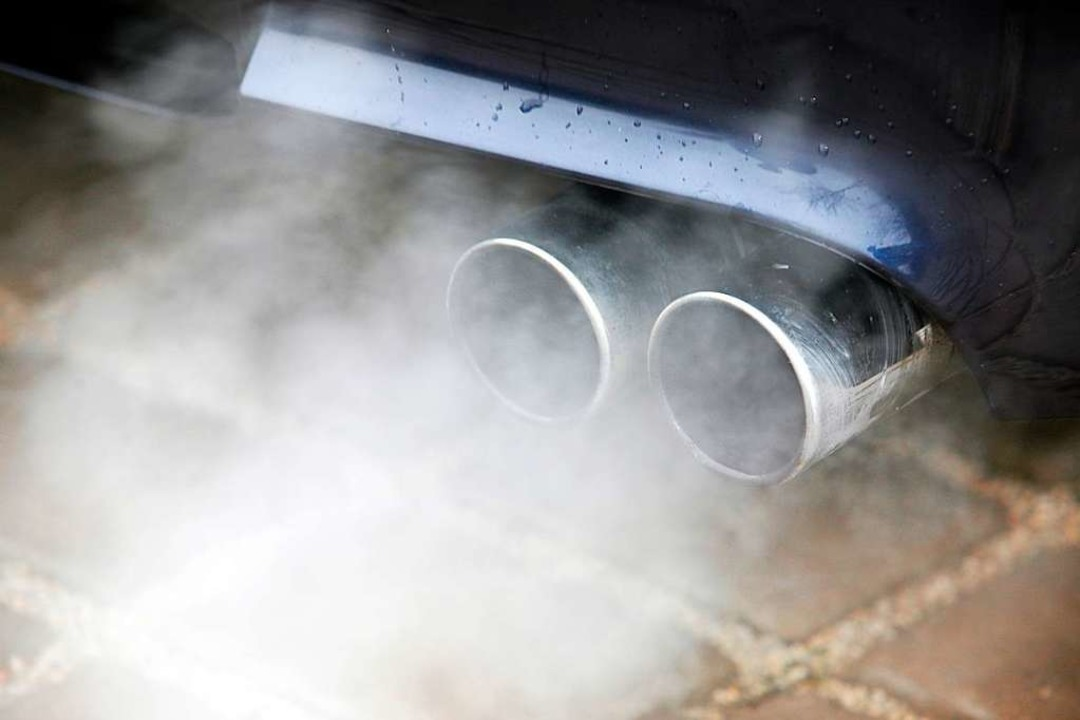 Der Verkehr in Denzlingen müsste minde... 15 Jahren emissionsneutral sein will.  | Foto: Marcus Führer