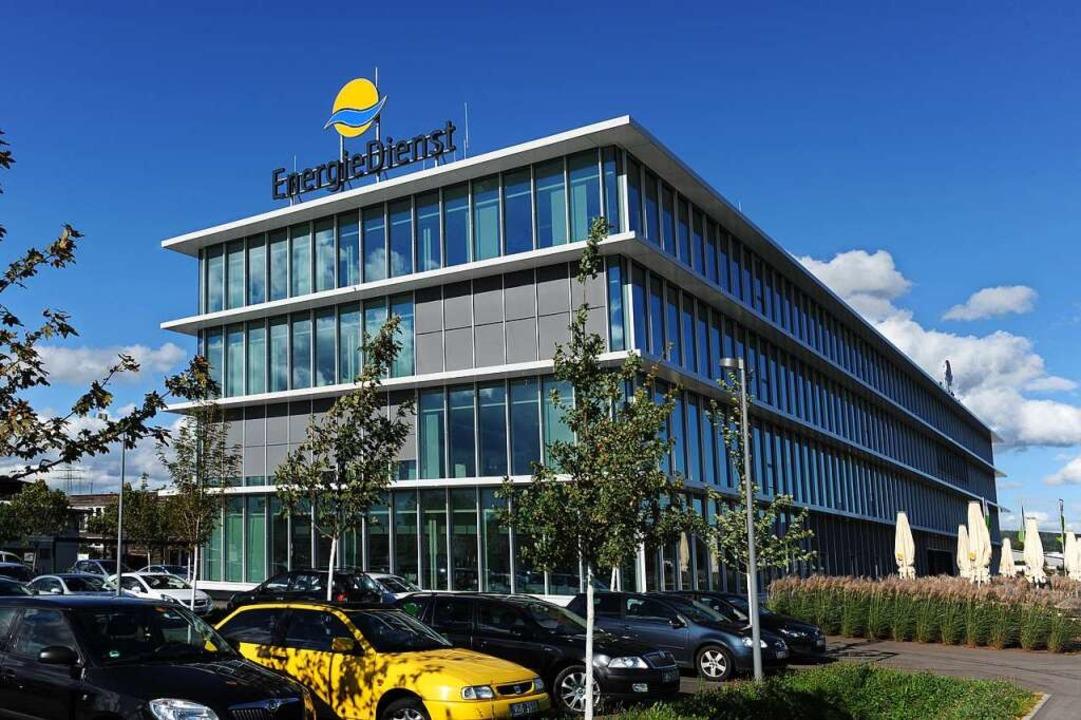 Wo Ideen entstehen: Energiedienst-Verwaltungsgebäude in Rheinfelden  | Foto: Juri Junkov