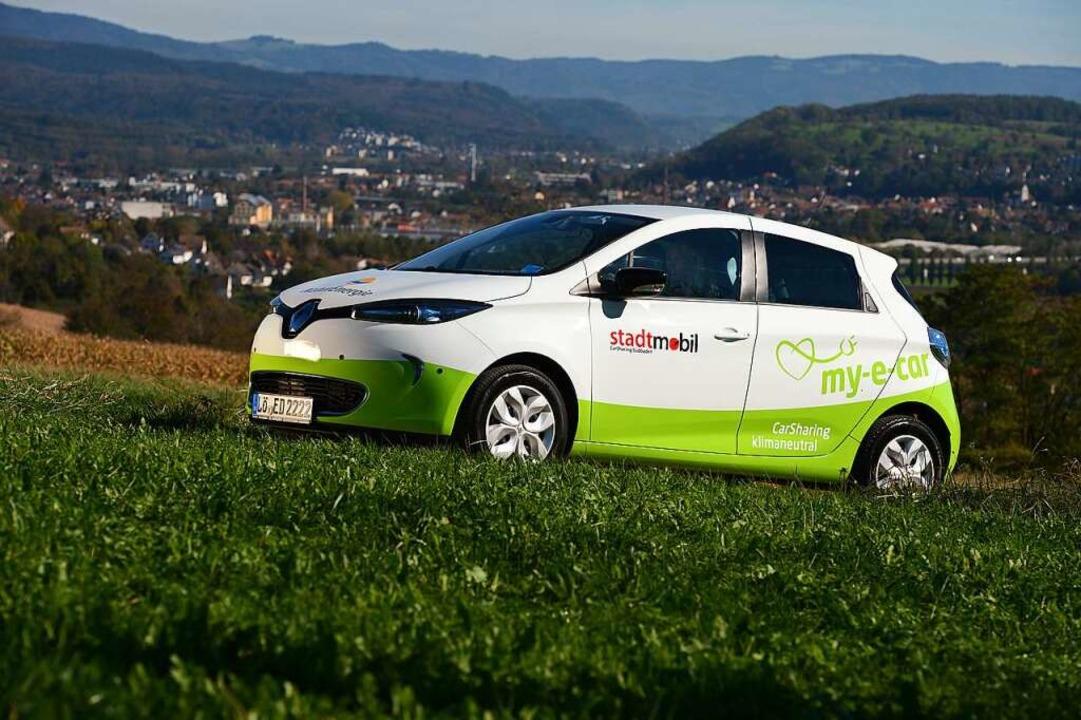 Zukunftsweisend: Das Car-Sharing-Projekt  ist das erste  im ländlichen Raum.   | Foto: Juri Junkov