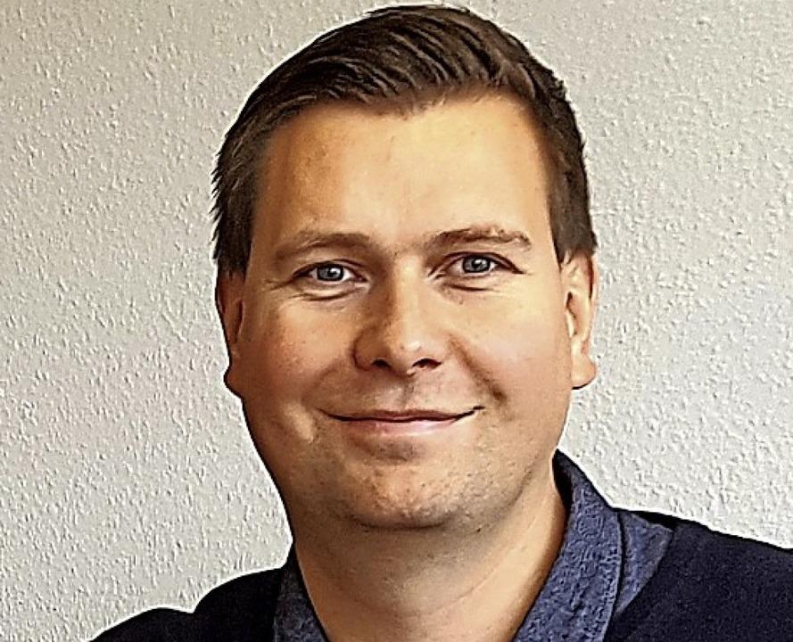 Manuel Rombach  | Foto: : Caritasverband für den Landkreis Emmendingen e.V.  / Julia Fuchs